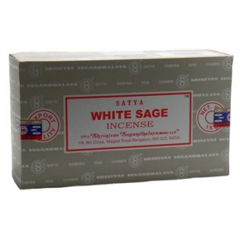 Incienso Salvia Blanca White Sage inciensos.online