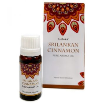 aceite aromatico esencial goloka canela cinnamon inciensos.online