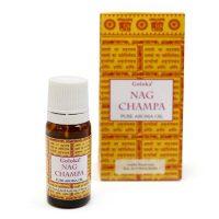 aceite aromatico esencial goloka nag champa inciensos.online