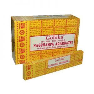 incienso Goloka nag champa agarbathi