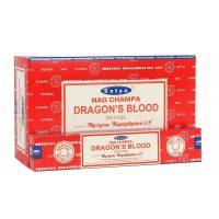 satya nag champa sangre dragon
