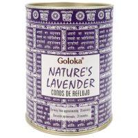 cono reflujo goloka nature´s lavender inciensos.online