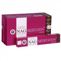 incienso golden nag meditation meditacion inciensos.online