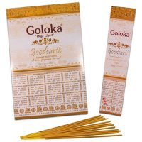 incienso masala goloka goodearth