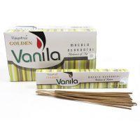 incienso golden nag vainilla vanila inciensos.online