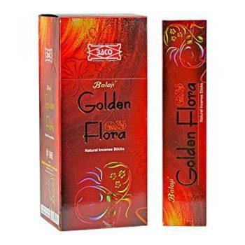 inciensos golden flora balaji