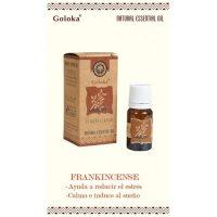 aceite esencial natural incienso frankincese goloka