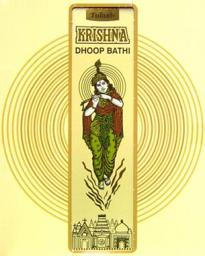 incienso Tulasi Krishna Dhoop Bathi