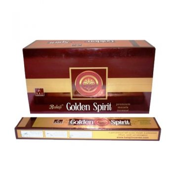 incienso balaji golden spirit