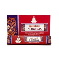 incienso 7 chakras spiritual