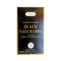 incienso black nag champa anand