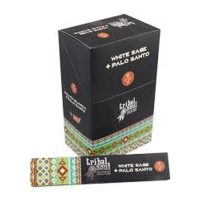 incienso tribal soul white sage palo santo