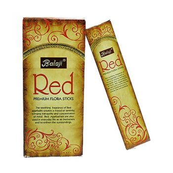 incienso balaji red