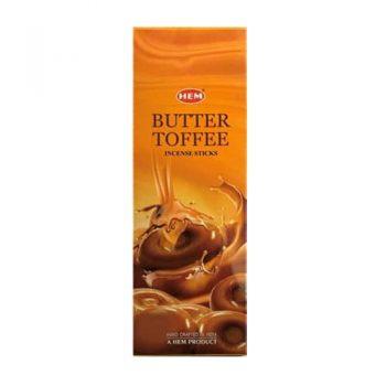 incienso butter toffee caramelo de mantequilla hem