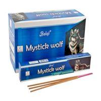 incienso mystick wolf balaji