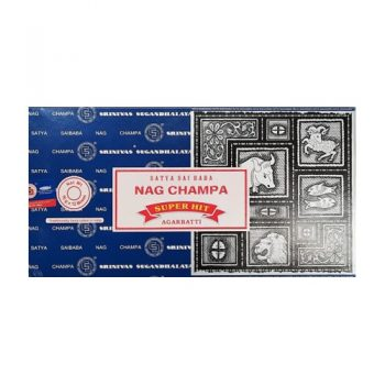 incienso nag champa super hit satya