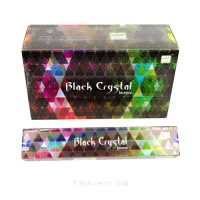 incienso satya black crystal