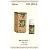 aceite natural basil goloka