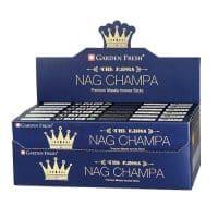 incienso garden fresh nag champa