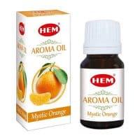 aceite aromatico naranja hem