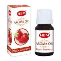 aceite aromatico fresa hem